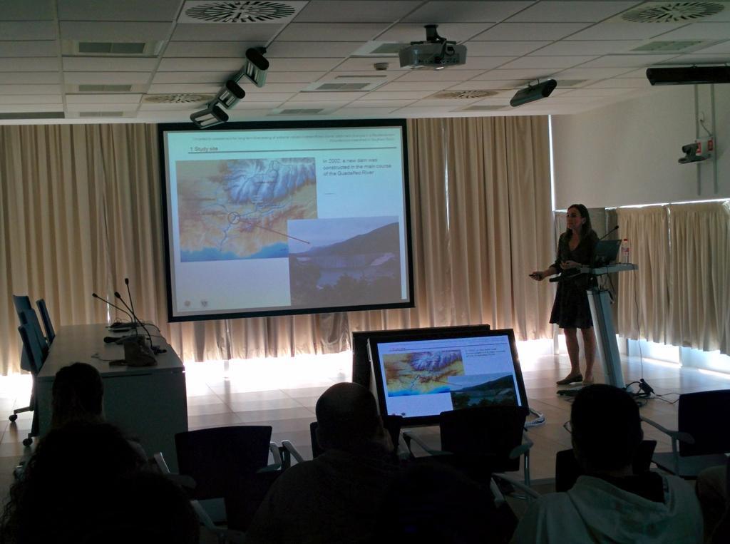 Procesos hidrológicos y calidad de aguas mediterráneas: a través de las escalas